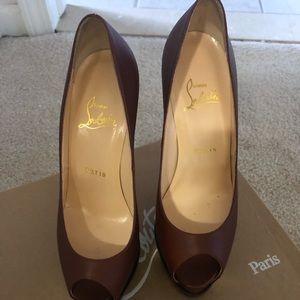 Red bottom heels
